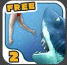 Hungry Shark 2 Free for Android 2.2.0