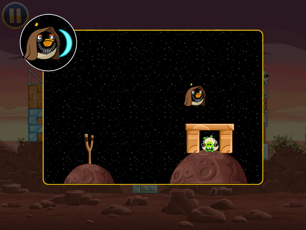 Angry Birds Star Wars HD para Android - Descargar Gratis