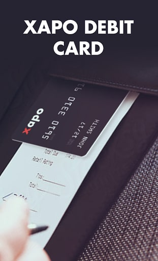 Xapo · Bitcoin Wallet & Vault