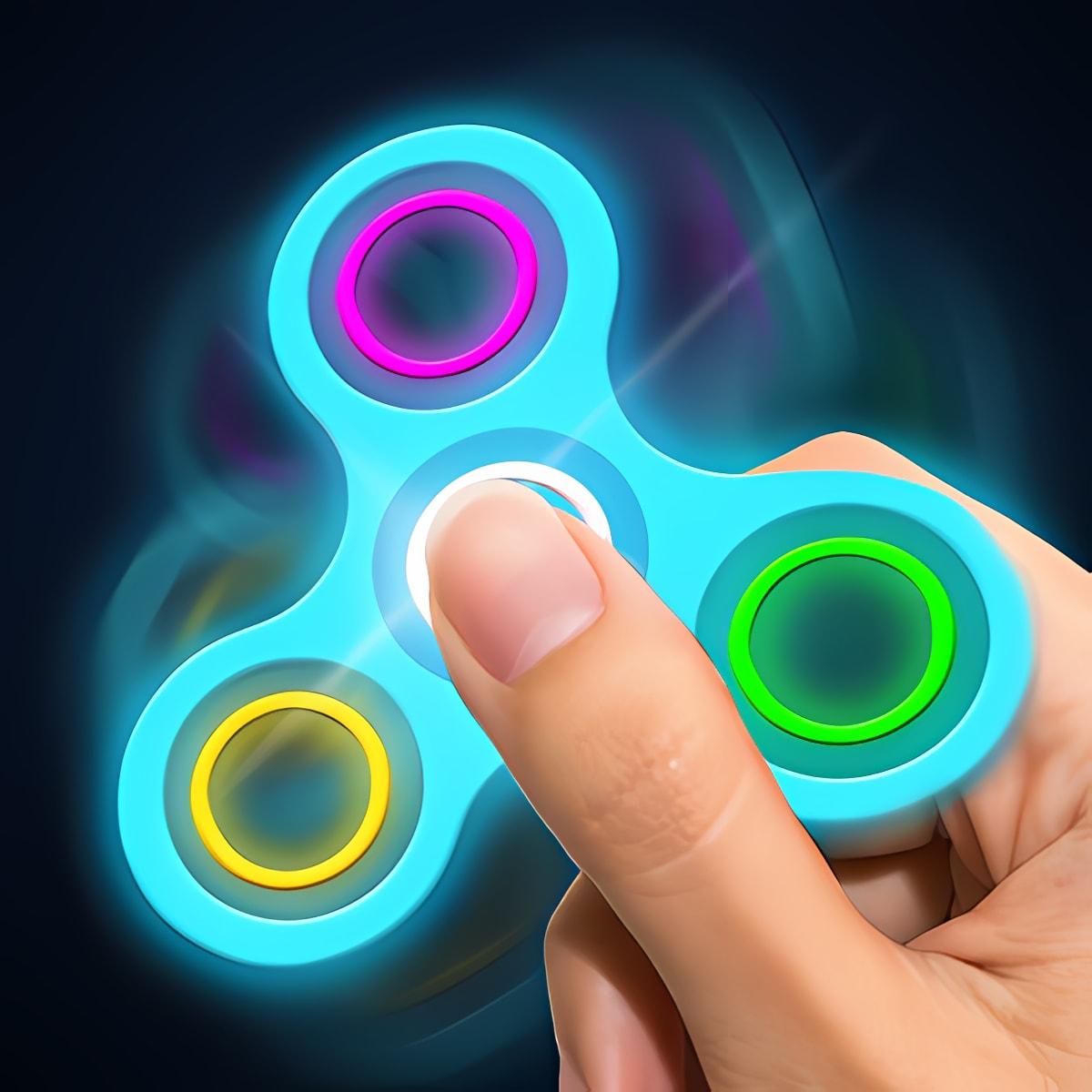 Finger Spinner