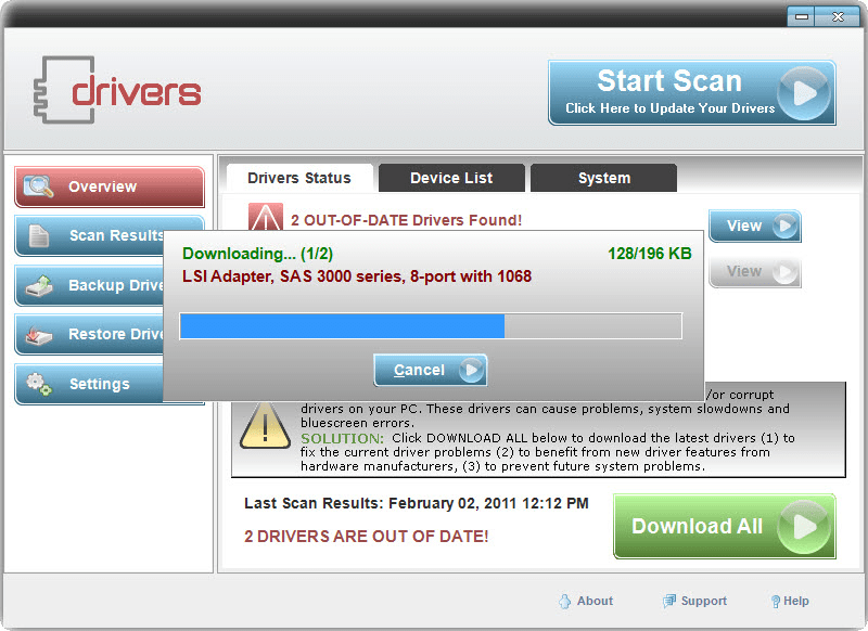 Updatestar Drivers Is A Useful Tool That Will Search Your Pc For Driver Components And Tell You Which Ones Are Out Of Date And Need To Be Updated