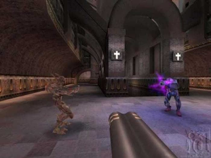 Quake3 Game Source