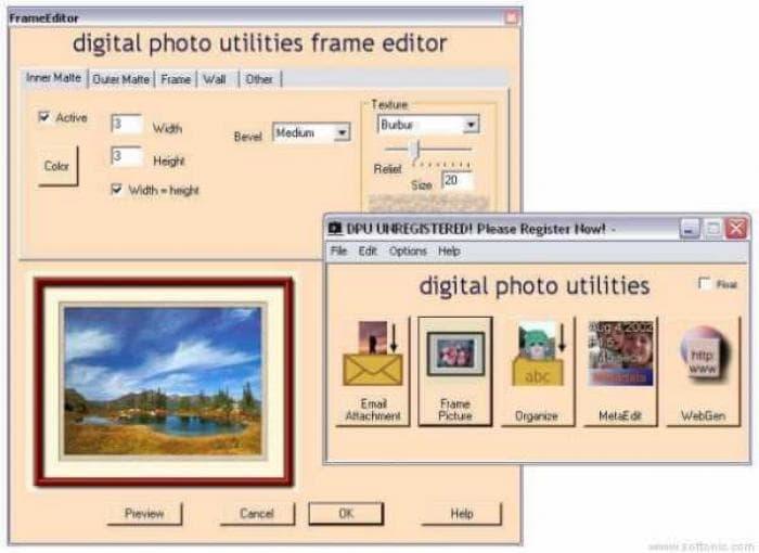 Digital Photo Utilities