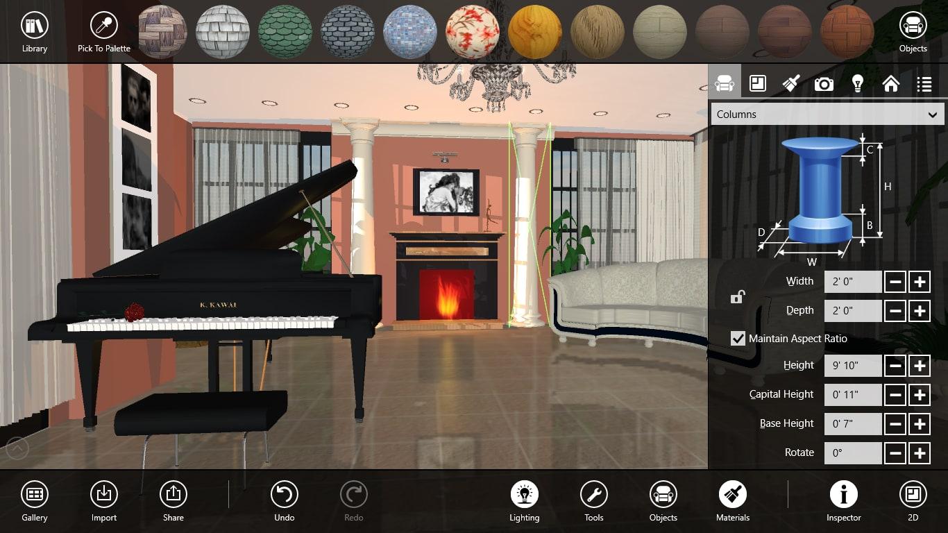 Live interior 3d free voor windows 10 windows download for 3d freeware