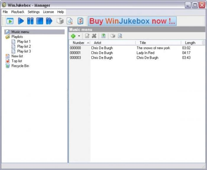 WinJukebox