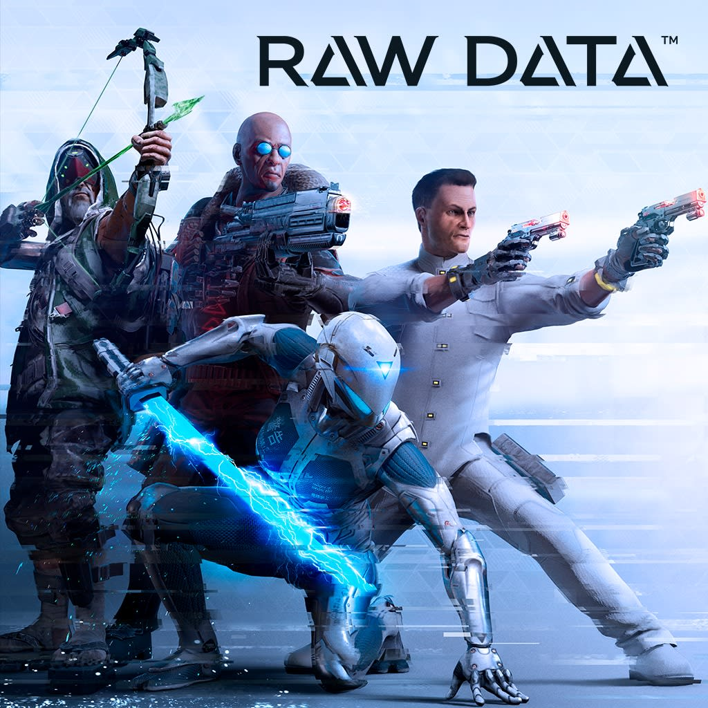 Raw Data PS VR PS4