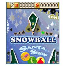 MicroPinball - Snowball