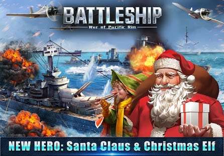 Battleship: Legion War of Pacific Rim