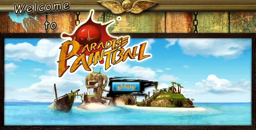 Paradise Paintball 3D