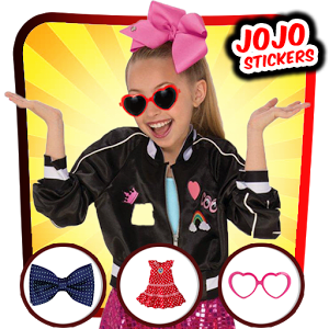 Jojo Siwa Dress up Camera
