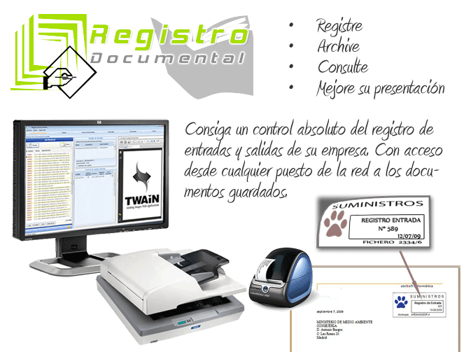 Registro Documental