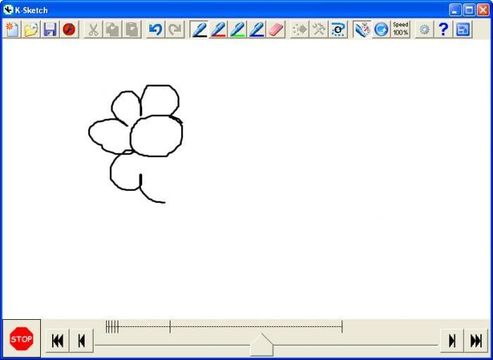 K Sketch