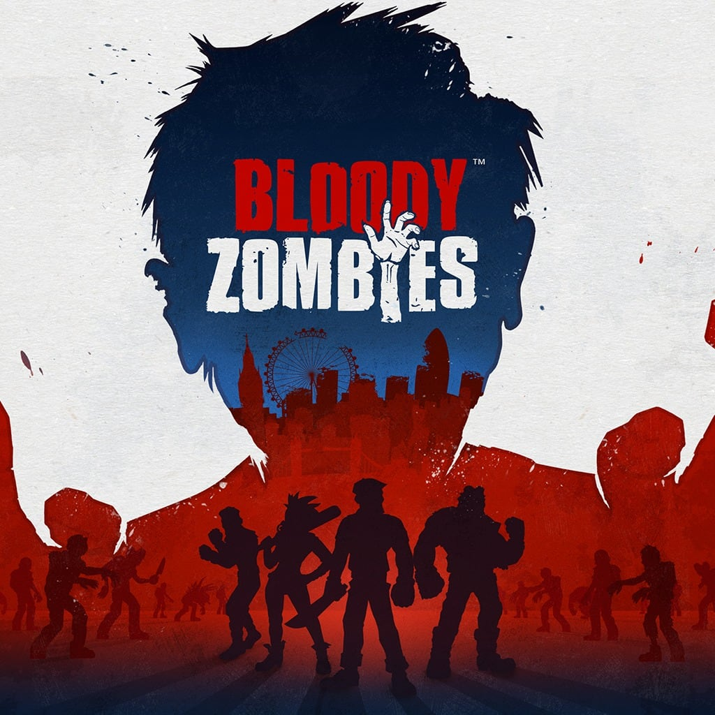 Bloody Zombies PS VR PS4