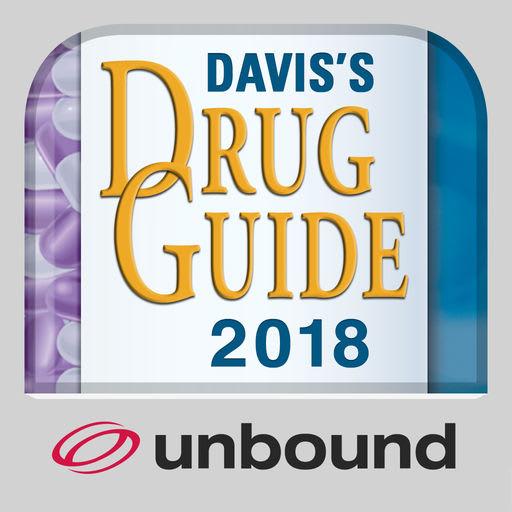 Davis's Drug Guide 2018 1.3