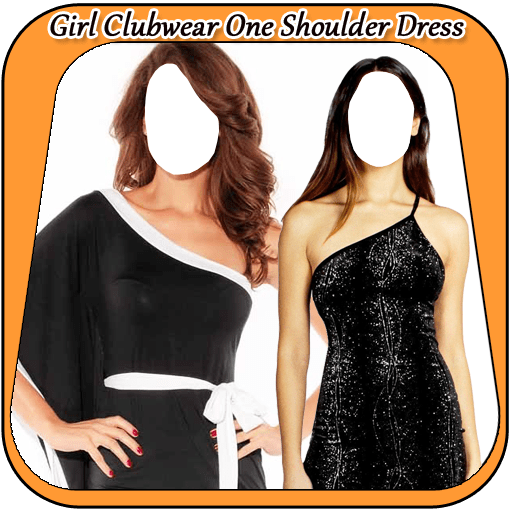 Girl Clubwear OneShoulder Suit