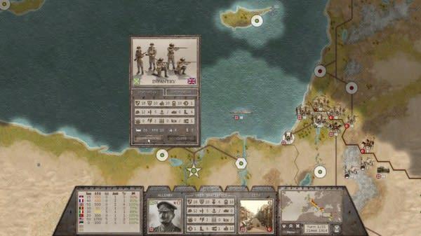 Commander : The Great War