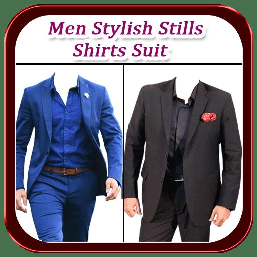 Men Stylish Stills Shirts Suit