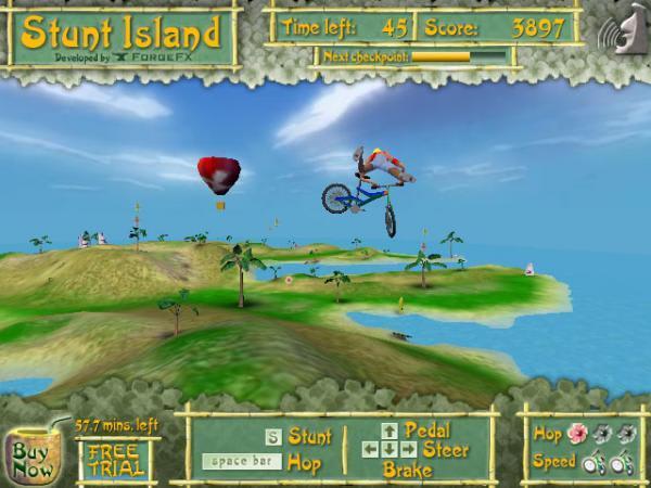 Stunt Island 3D