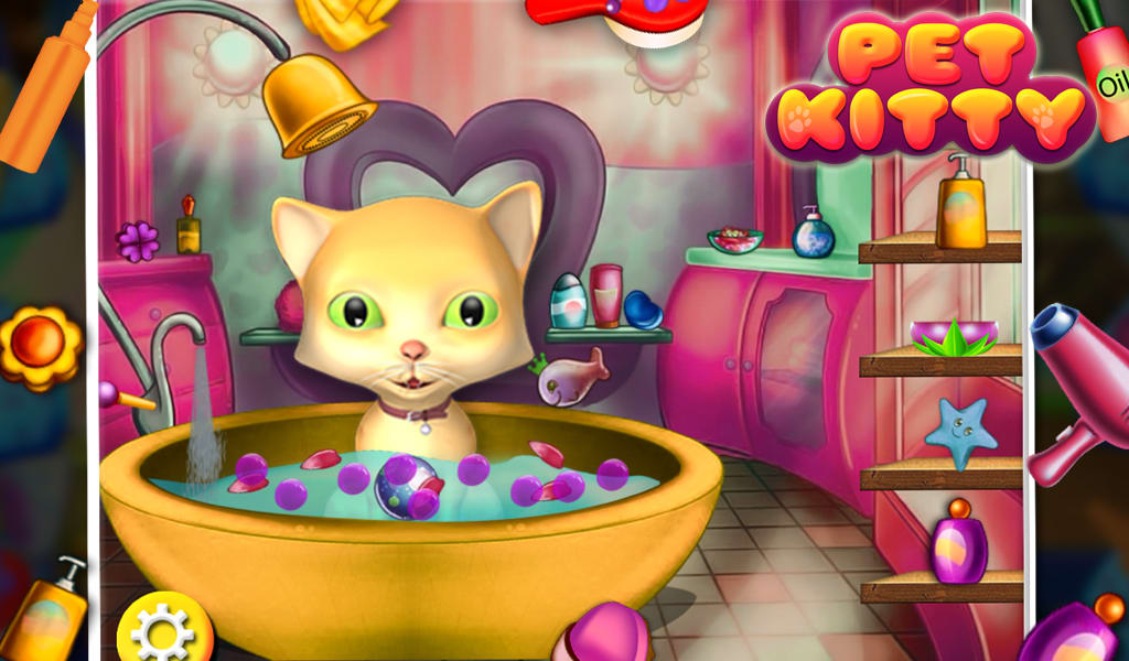 Pet Kitty Spa & Care