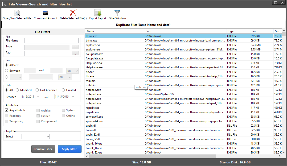 Systweak Disk Analyzer Pro
