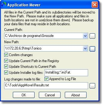 Application Mover