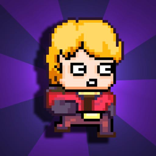 Mighty Pixel Boy