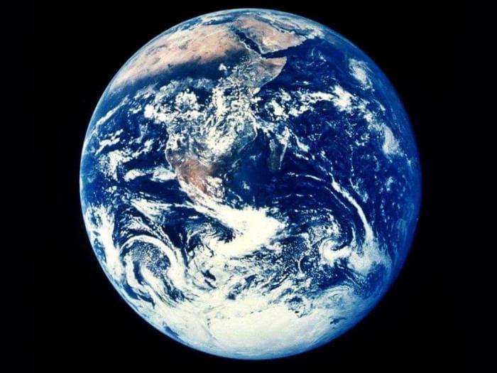 Earth Screensaver