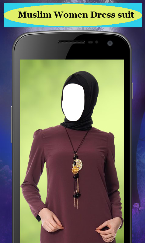 Muslim Women Dress Suit