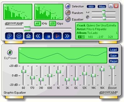 dBpowerAmp Audio Player