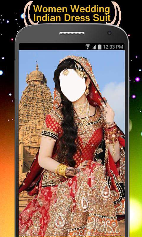 Women Wedding Indian Suit