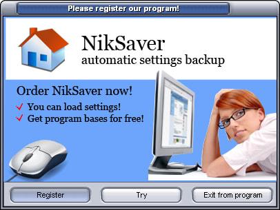 NikSaver