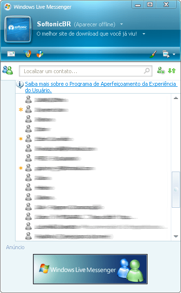 Windows live messenger download 2009 portugues