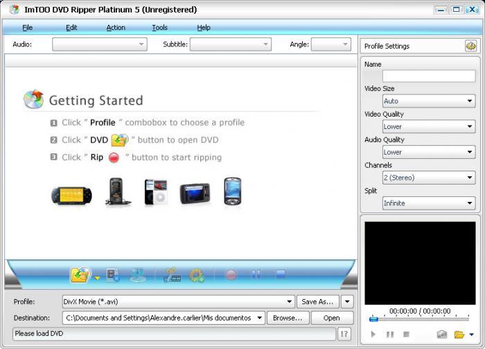 ImTOO DVD Ripper