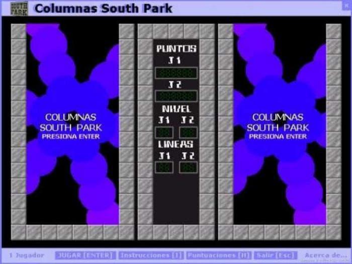 Columnas South Park