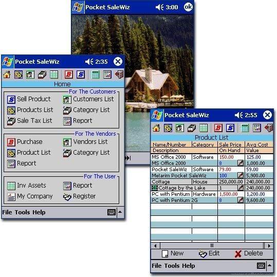 Metarim Pocket SaleWiz
