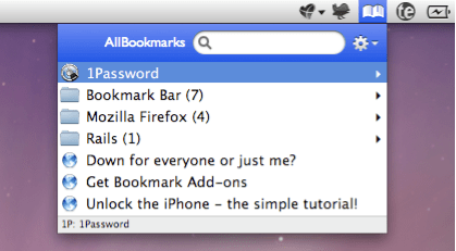 AllBookmarks