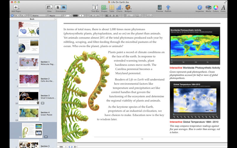 how to make a book on a mac