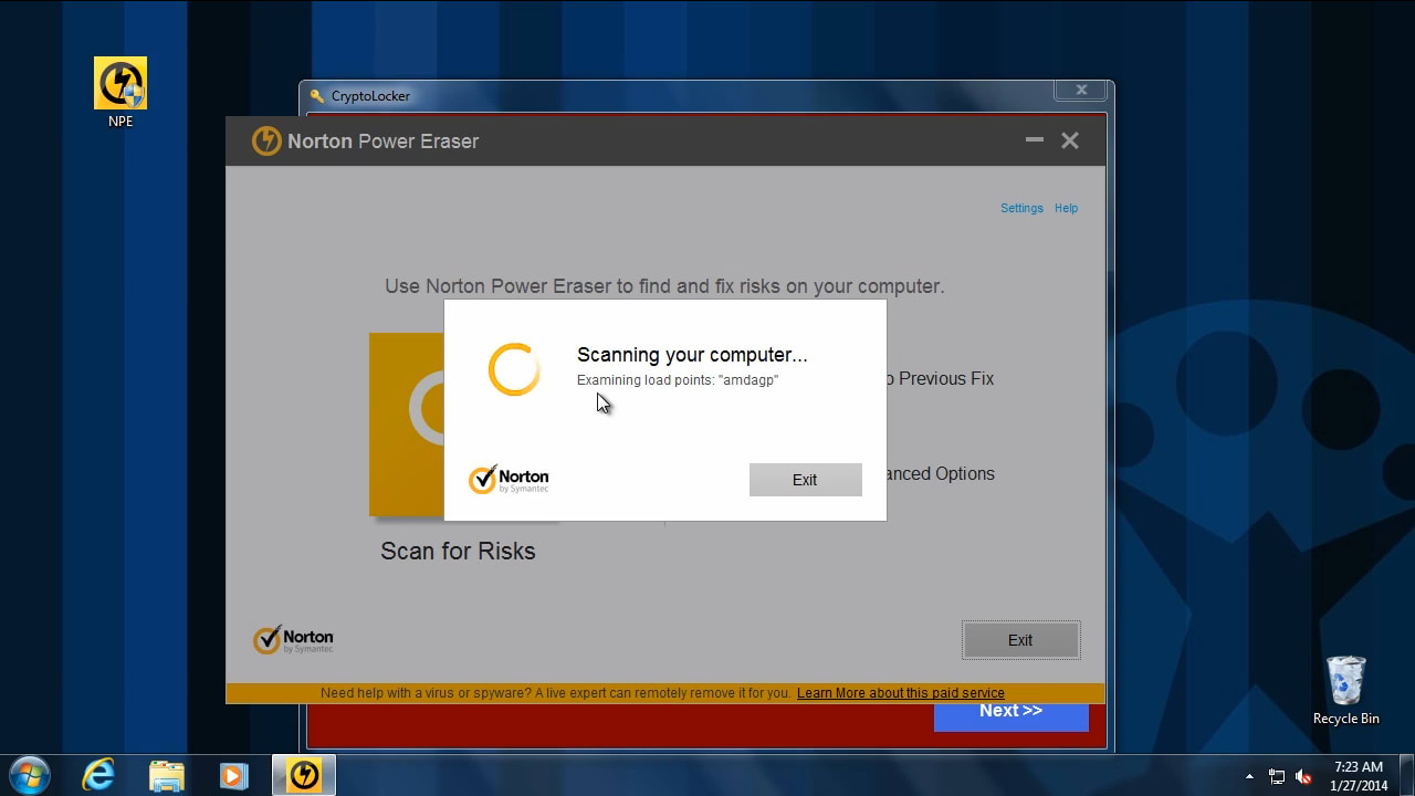 Norton Power Eraser 4.3.5.28