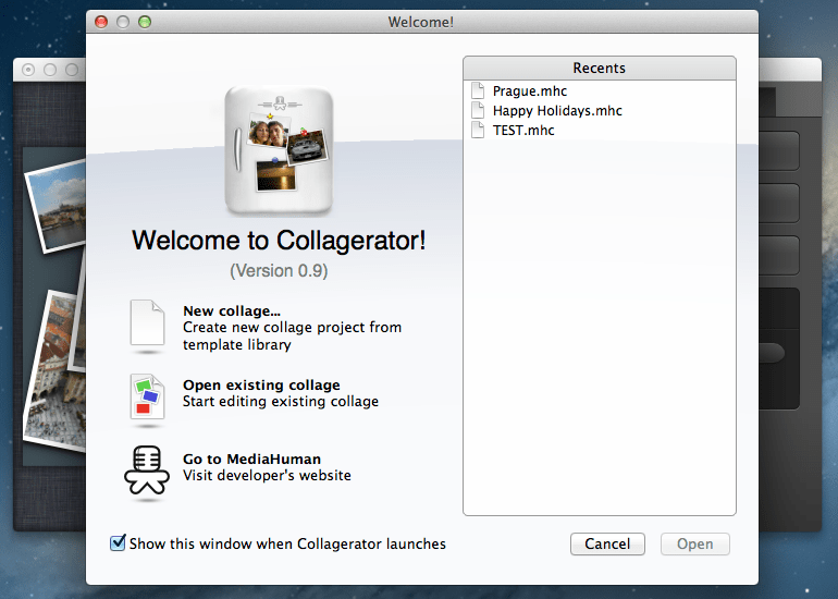 Collagerator