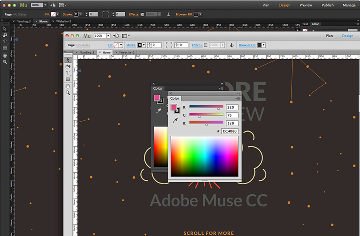 adobe muse download for mac -