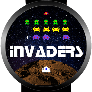 Invaders 2 (Android Wear)