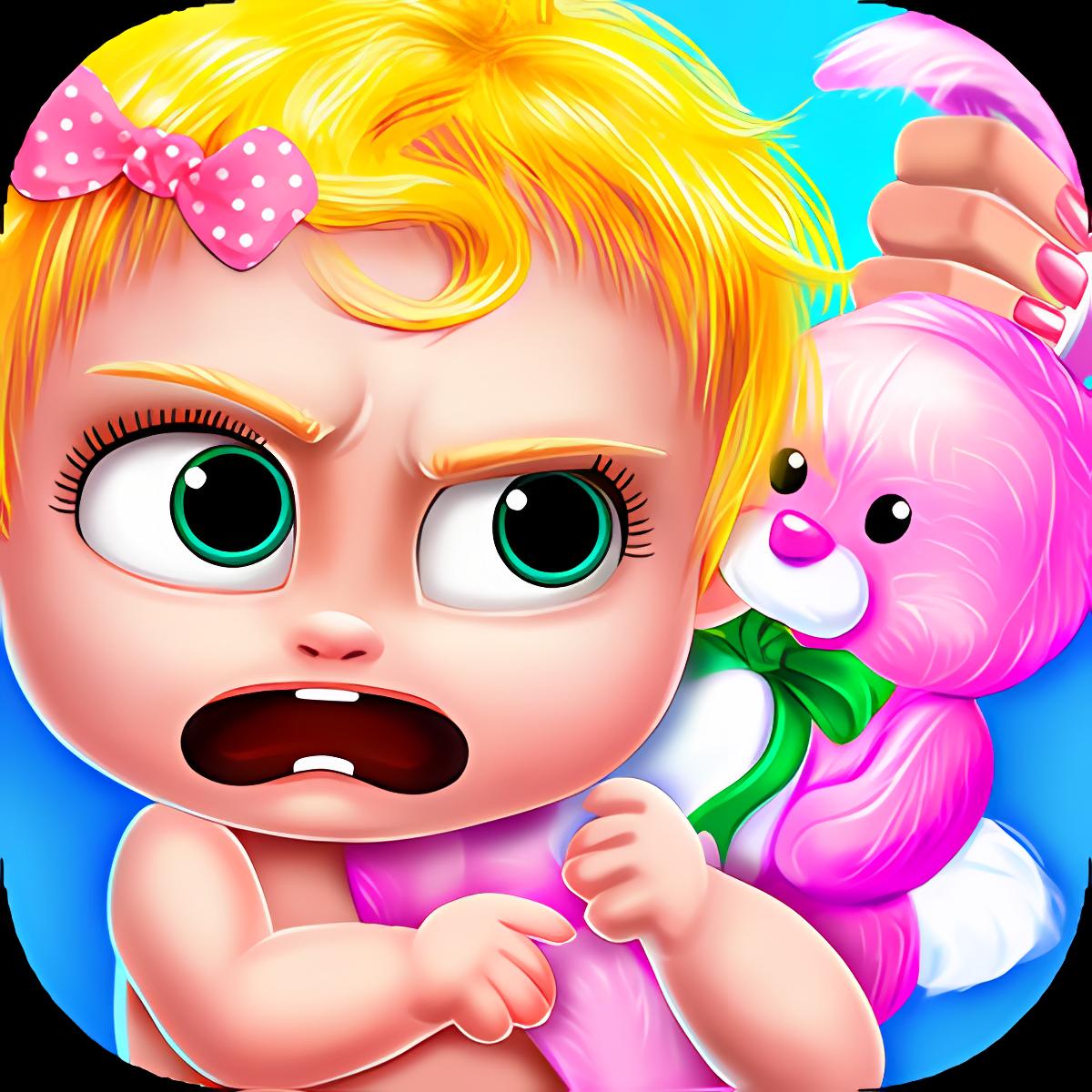Newborn Angry Baby Boss 1.0