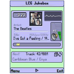 LCG Jukebox
