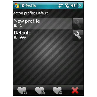 G-Profile