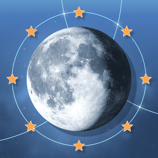 Deluxe Moon Pro - Moon Phases Calendar 3.95