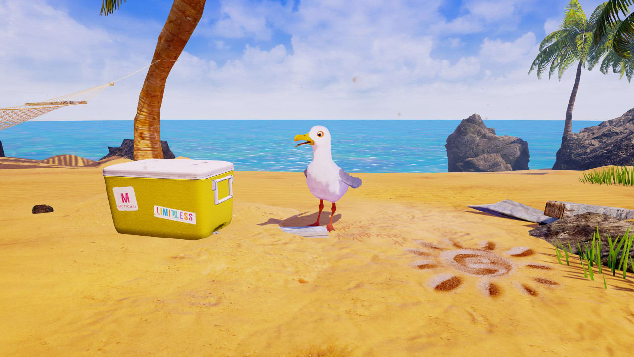 Gary the Gull PS VR PS4
