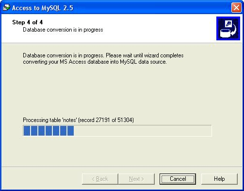 Access-To-MySQL