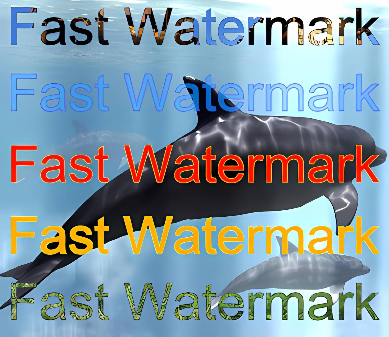 Fast Watermark