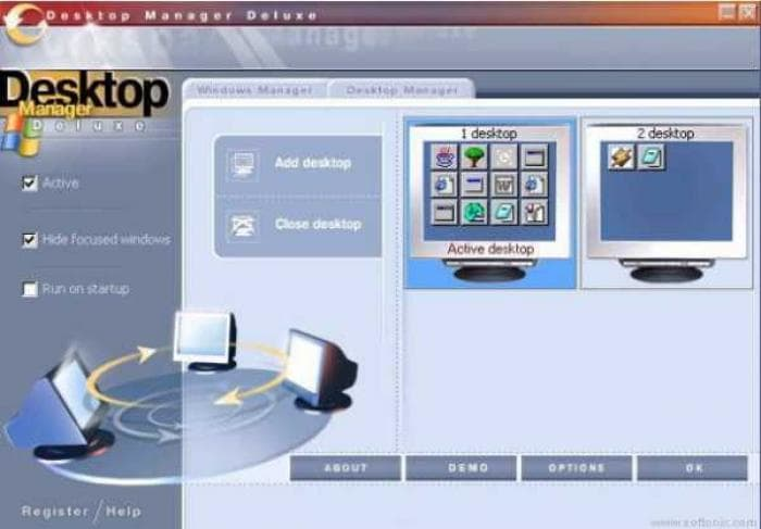 Desktop Manager Deluxe