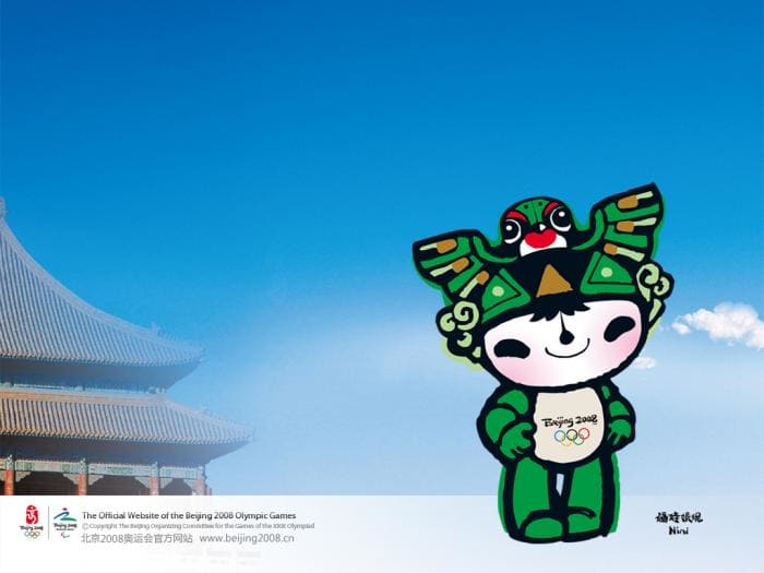 Beijing Olympics Wallpaper
